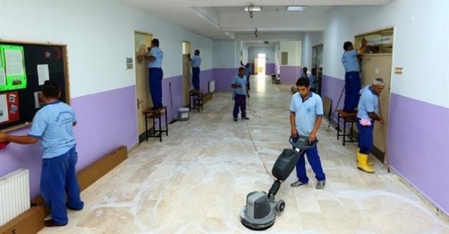İŞKUR tarafından Kamu ve özel kurumlarda istihdam edilmek üzere 1584 temizlik personeli alımı yapılacak!