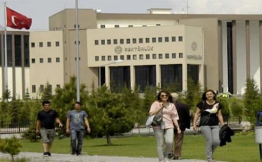 Kayseri Üniversitesi KPSS'siz 40 personel alımı yapacak!