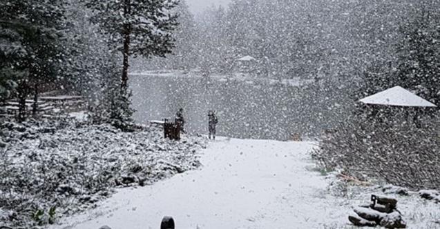 Meteoroloji'den 15 İl İçin Yoğun Kar Yağışı Uyarısı Geldi