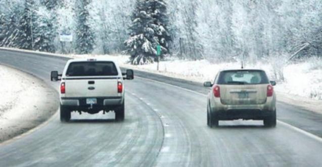 Meteoroloji'den Önemli Buzlanma Uyarısı Geldi