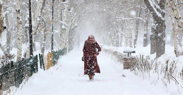 Meteoroloji'den Önemli Uyarı ! 6 Şehre Kar Yağışı Geliyor