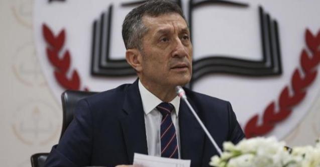 Milli Eğitim BakanıZiya Selçuk önemli formasyon açıklaması
