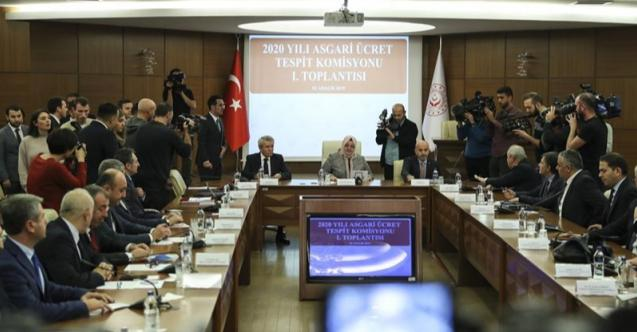 Türk-İş'ten flaş asgari ücret hamlesi : Asgari ücreti kabul etmiyoruz!