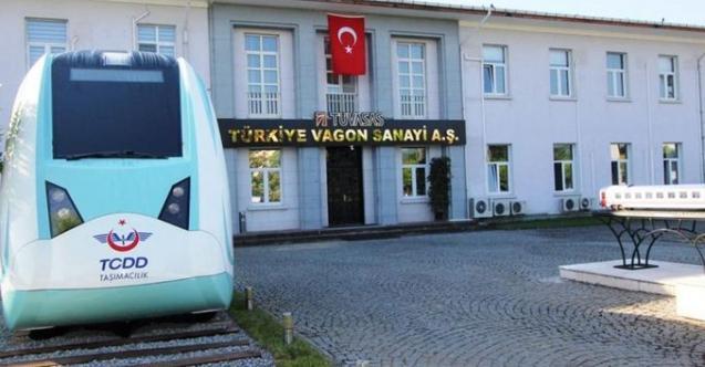 TÜVASAŞ Vagon Fabrikası lise mezunu 20 personel alımı başvuruları yarın sona eriyor!