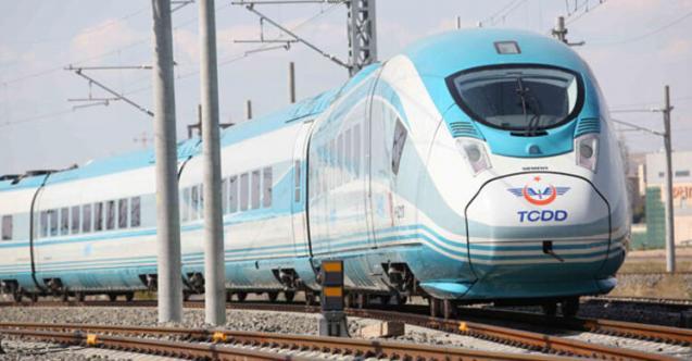 Ankara-Sivas arasında yüksek hızlı tren tamamlanıyor! Bakan Turhan açıkladı!