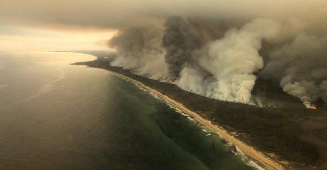 Avustralya askeri yardım istedi! Yangın kontrol altına alınamıyor!