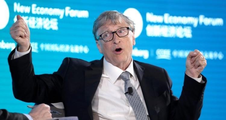 Bill Gates Corona Virüsüne 2 yıl önce dikkat çekerek 6 ay içinde 30 milyon insanı öldürebilir demişti!