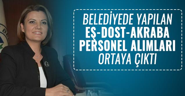 CHP'li Belediye başkanı belediyede yapılan eş dost akraba personel alımlarını ortaya çıkardı :  Santral görevlisine 5 bin lira maaş!