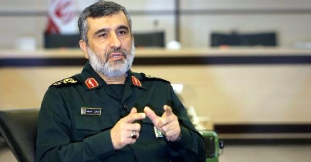 """Devrim Muhafızlarının Komutanı  General Hacızade Konuştu : """"Ölmek istedim!"""""""
