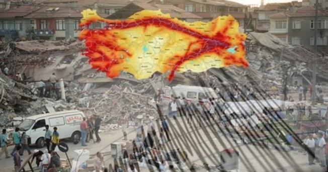 Elazığ'da 16 Dakikada 4 deprem peş peşe oldu!