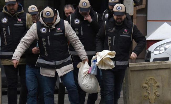 Eskişehir'de Sahte Euro Taşıyan Arabaya Gözaltı!