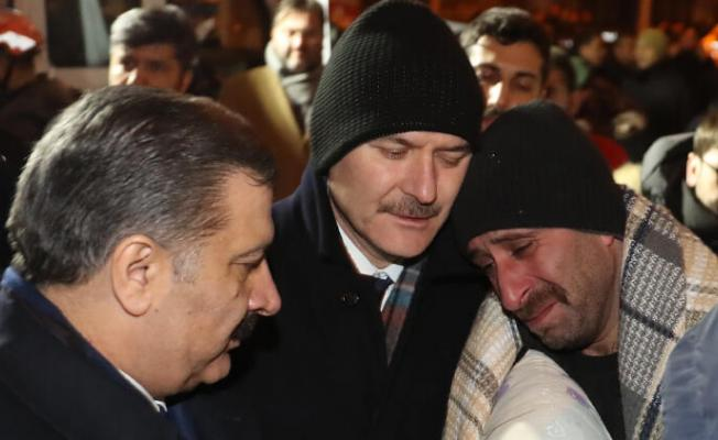 İçişleri Bakanı Süleyman Soylu son dakika açıkladı :  Pütürge ve Doğanyol'da...