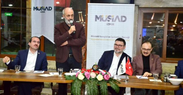 Bilal Saygılı ''Müsiad Ülkemize Yeni Projelerle Katkıda bulunuyor''
