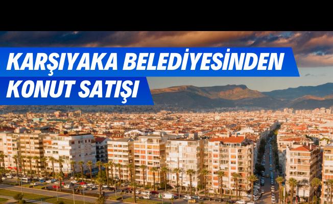 Karşıyaka Belediyesi İmbatlı Mahallesindeki 4 adet daireyi satışa çıkardı!