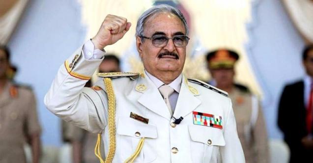 Libya ateşkes çağrısını kabul etti!