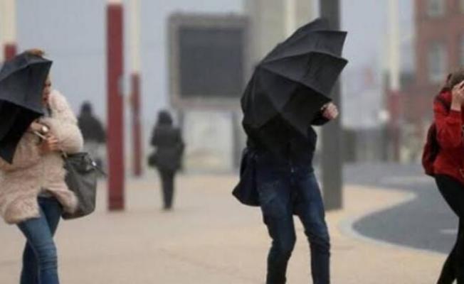 Meteorolojiden haftasonu uyarısı! Kuvvetli yağış ve fırtına geliyor!