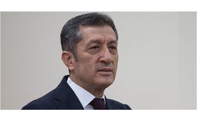 Milli Eğitim Bakanı Ziya Selçuk'tan Elazığ Depremi Açıklaması!