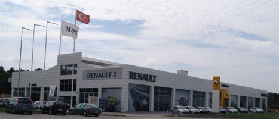 Renault bayisinde çalışmak üzere personel alımı yapılacak!