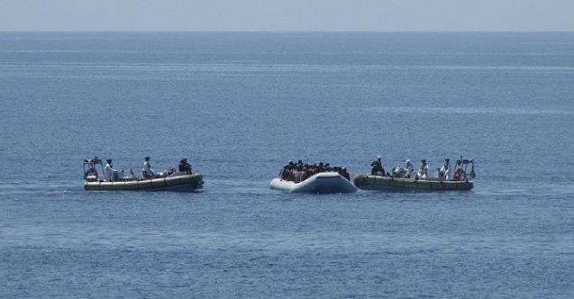 Son Dakika! Göçmen teknesi battı, çok sayıda ölü var!