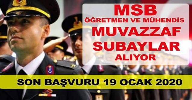 Türk Silahlı Kuvvetleri Personel Alımı