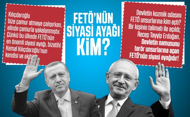 FETÖ'nün siyasi ayağı kim? tartışmaları yargıya taşındı! 500 bin liralık tazminat davası açıldı