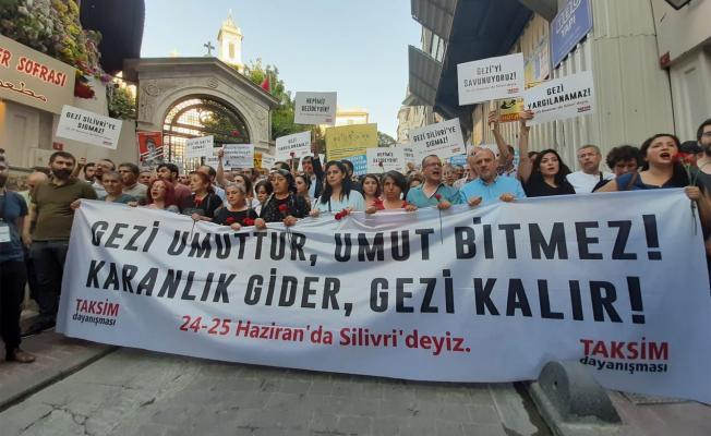 Gezi Davası'nda karar çıktı! Tüm sanıklar beraat etti