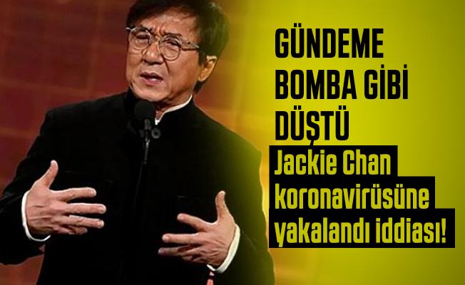 Jackie Chan koronavirüsüne yakalandı iddiası! Resmi açıklama yaptı