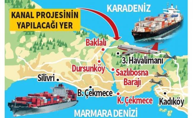 Kanal İstanbul ÇED raporunu bakın kimler hazırlamış?