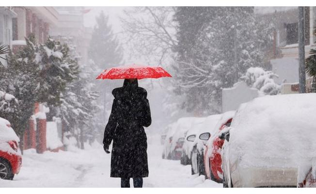 Meteoroloji İstanbul'u uyardı: Kar geliyor! Buzlanmaya dikkat...