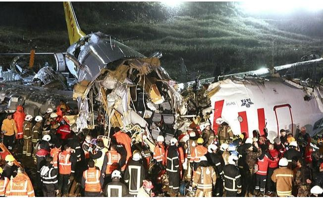 Pegasus'tan Uçak Kazasıyla İlgili Son Dakika Açıklaması!