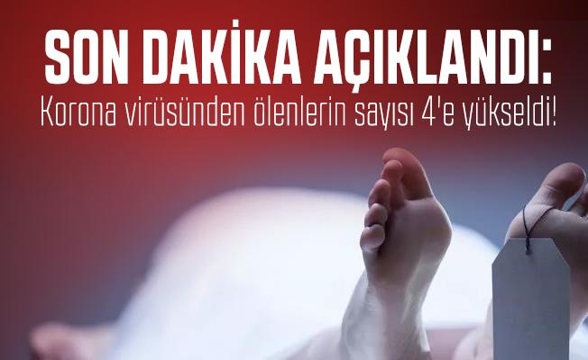 Son dakika açıklandı: Türkiye'nin sınır komşusu İran'da korona virüsünden ölen sayısı 4'e yükseldi!