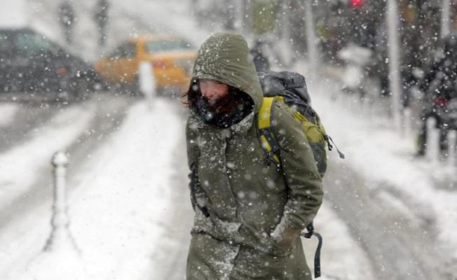 Son Dakika: Meteoroloji 4 İl İçin Kar Alarmı Verdi!