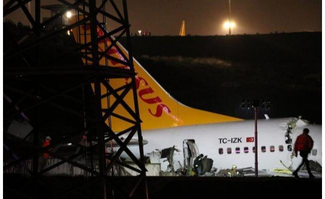 Son dakika...Uçak kazasında 3 kişi hayatını kaybetti!