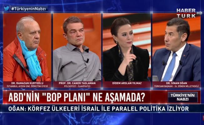 Suriyelilerin Türkiye'de tutulması, İsrail'in Büyük Ortadoğu Projesinin bir parçası mı?