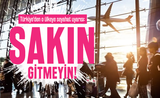 Türkiye'den Moğolistan'a seyahat uyarısı yapıldı!