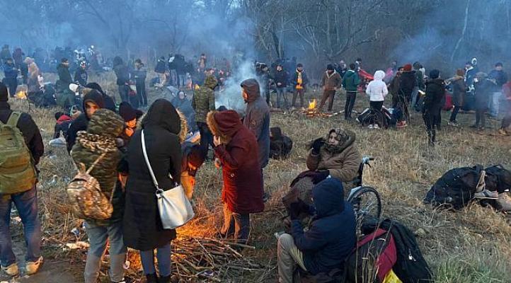 Bakan Soylu 19.40 itibarıyla 100 bin 577 göçmen sınırı geçti dedi! Yunanistan ve Bulgaristan'dan flaş açıklama geldi!