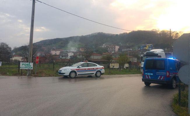 Çan ilçesine bağlı Maltepe Köyü karantina altına alındı!