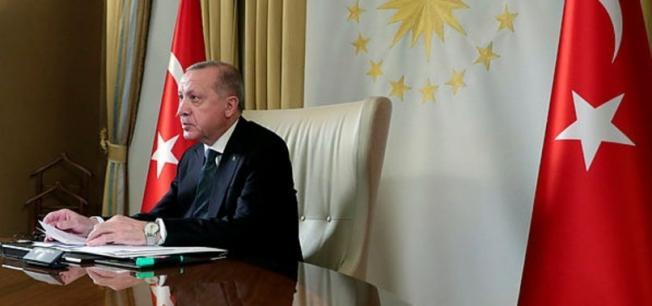 Cumhurbaşkanı Erdoğan'dan Koronavirüs açıklaması! Artık hiçbir şey eskisi gibi olmayacak!