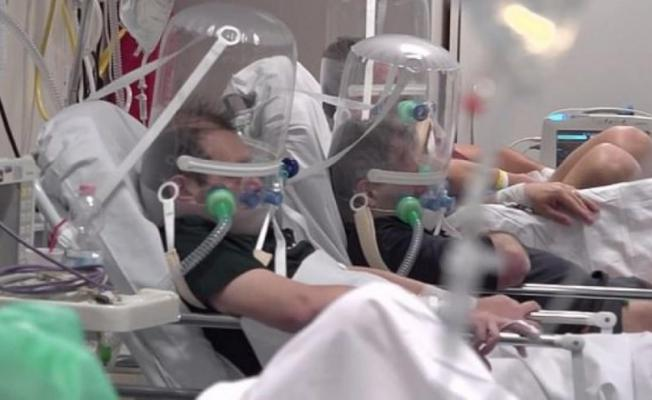 İngiltere Başbakanından en korkutucu Koronavirüs açıklaması! Ağır hasta sayısı tsunami gibi artacak