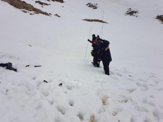 İran sınırında Türkiye'ye geçmek isteyen 7 göçmen donarak öldü!