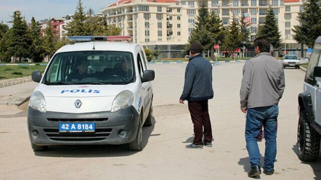Karantina kurallarına uymayan çifte 6300 lira ceza kesildi!