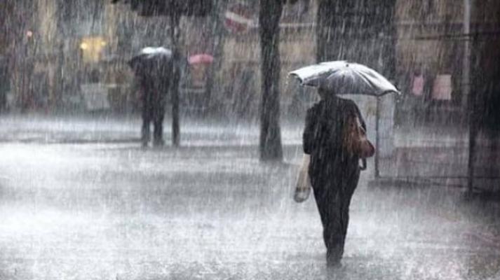 Meteoroloji'den İki İlimiz İçin Bir Uyarı Daha: Sağanak Yağış ve Sel