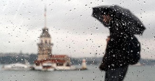 Meteoroloji'den Milyonlarca Kişiye Uyarı ! Akşam Saatlerine Dikkat: Yağmurlu Hava Geliyor