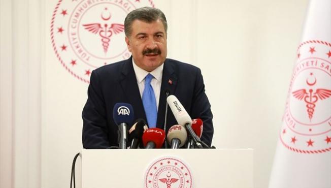 Son Dakika Sağlık Bakanı Koca Açıkladı! Türkiye'de Koronavirüs'ten ölü sayısı 9'a yükseldi