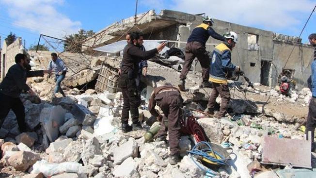 TSK'ya gücü yetmeyen Esad rejimi sivilleri vurdu! Çok sayıda ölü ve yaralı olduğu bildirildi!
