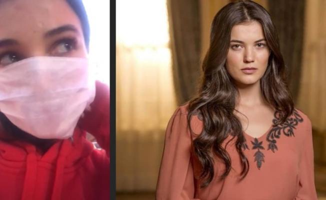 Ünlü oyuncu Pınar Deniz'in anneannesi, corona virüsü şüphesiyle hastaneye kaldırıldı!