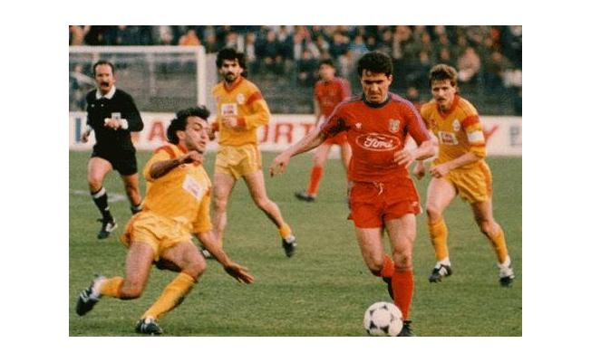 1989 Monaco - Galatasaray Heyecanı Yeniden...