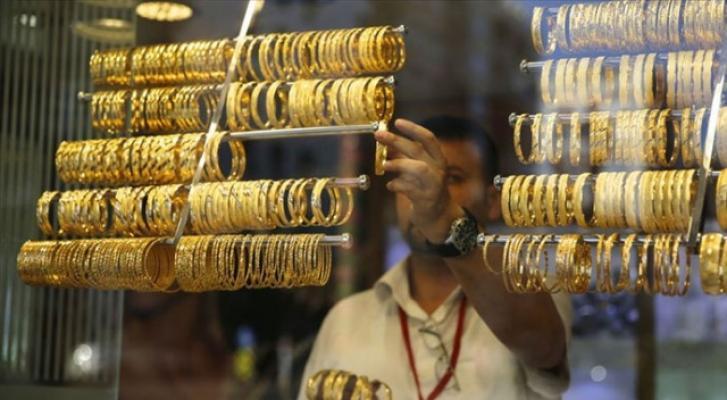 22 Nisan Altın fiyatları herkesi şok etti! Gram altın, çeyrek altın fiyatları...
