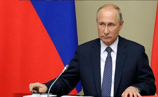 Rusya Devlet Başkanı Putin Açıkladı: Covid-19 Nedeniyle Rus Ekonomisi Baskı Altında