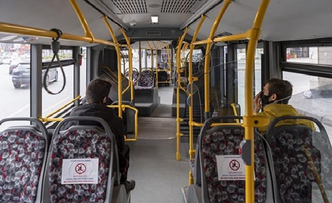 Kayseri'de 850 Özel Halk Otobüsü Şoförü Covid-19 Nedeniyle Karantinaya Alındı!